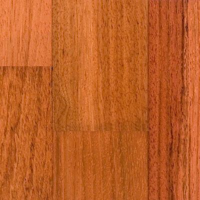 "5/16"" x 4"" Brazilian Cherry Engineered"